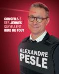 affiche-alexandre-Pesle-conseils-jeunes-rire-de-tout