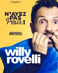 Willy Rovelli dans N'ayez pas peur !