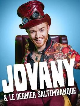 Jovany et le dernier saltimbanque