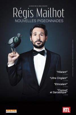 Regis Mailhot dans «Nouvelles pigeonnades»