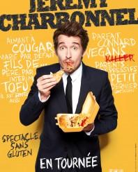 Jeremy Charbonnel dans spectacle sans gluten