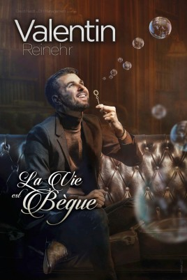 Valentin Reinehr dans One Man Bègue