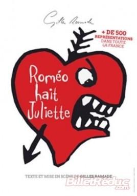 Roméo hait Juliette !